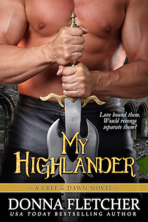 My Highlander by Donna Fletcher