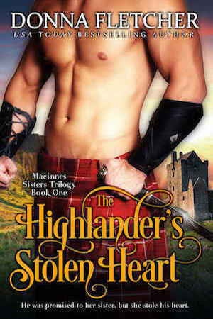 The Highlander's Stolen Heart