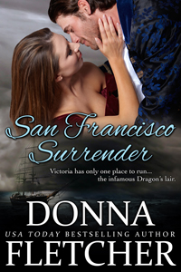 San Francisco Surrender by Donna Fletcher