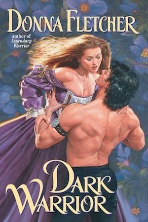 Dark Warrior by Donna Fletcher