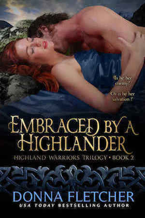 Embraced by a Highlander by Donna Fletcher
