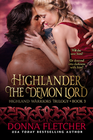 Highlander The Demon Lord by Donna Fletcher