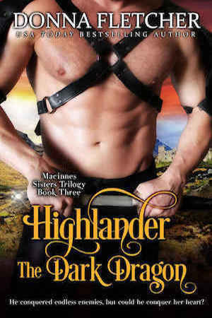 Highlander: The Dark Dragon by Donna Fletcher