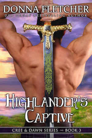 Highlander's Captive by Donna Fletcher
