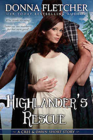 Highlander's Rescue