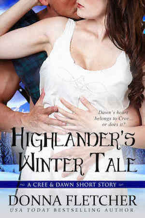 Highlander's Winter Tale by Donna Fletcher