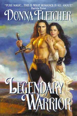 Legendary Warrior by Donna Fletcher
