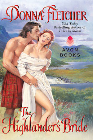 The Highlander's Bride by Donna Fletcher