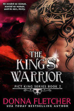 The King's Warrior by Donna Fletcher