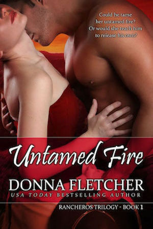 Untamed Fire by Donna Fletcher