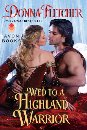 Wed To A Highlander by Donna Fletcher