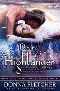 Desired By A Highlander