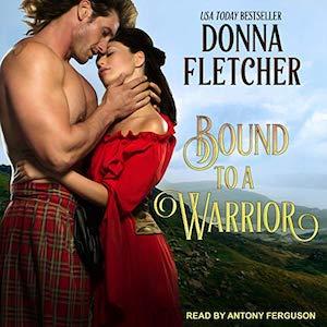 Bound To A Warrior audiobook by Donna Fletcher