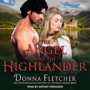 The Angel & The Highlander audiobook by Donna Fletcher